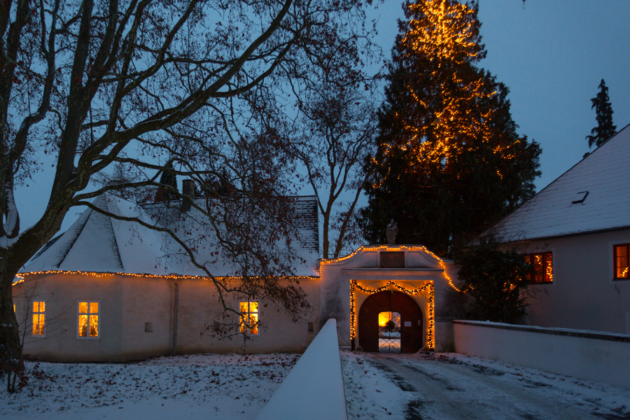 Advent Schloss Lackenbach 2012